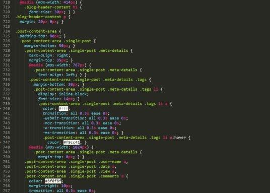 Редактор для программирования Sublime Text 3